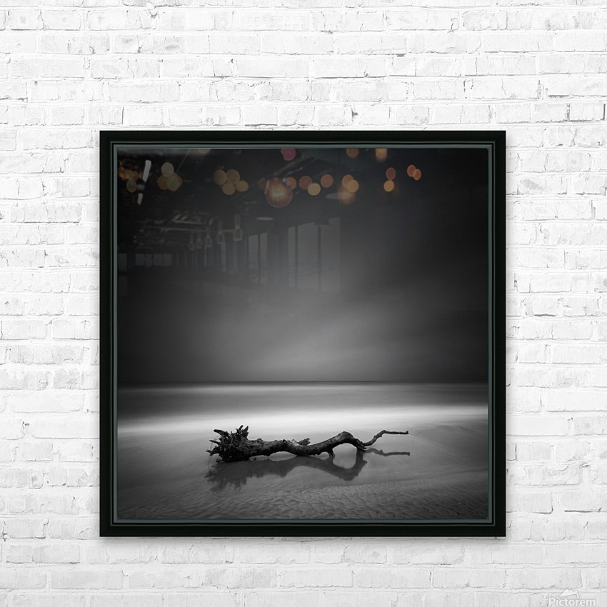 Serpent HD Sublimation Metal print with Decorating Float Frame (BOX)