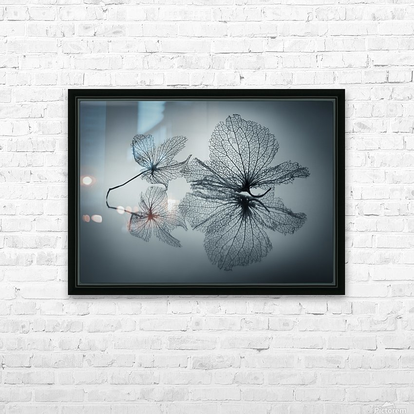 Ephemeral Beauty HD Sublimation Metal print with Decorating Float Frame (BOX)