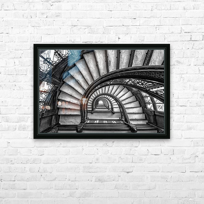 The Rookery HD Sublimation Metal print with Decorating Float Frame (BOX)