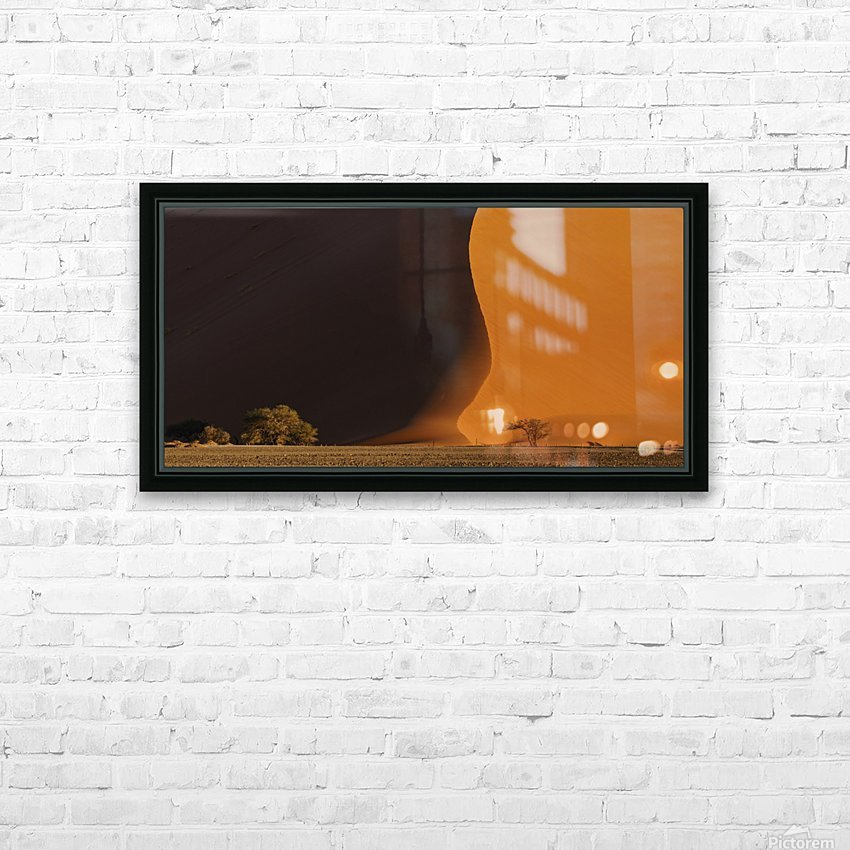2017.06 - Essence of Sossusvlei HD Sublimation Metal print with Decorating Float Frame (BOX)