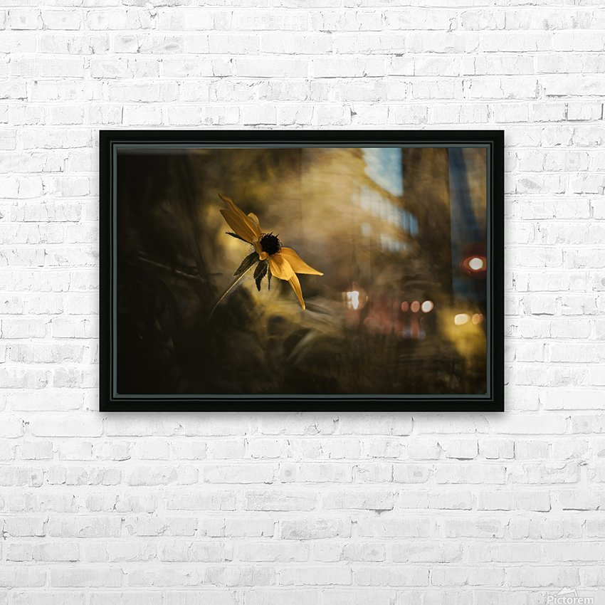Solaris HD Sublimation Metal print with Decorating Float Frame (BOX)