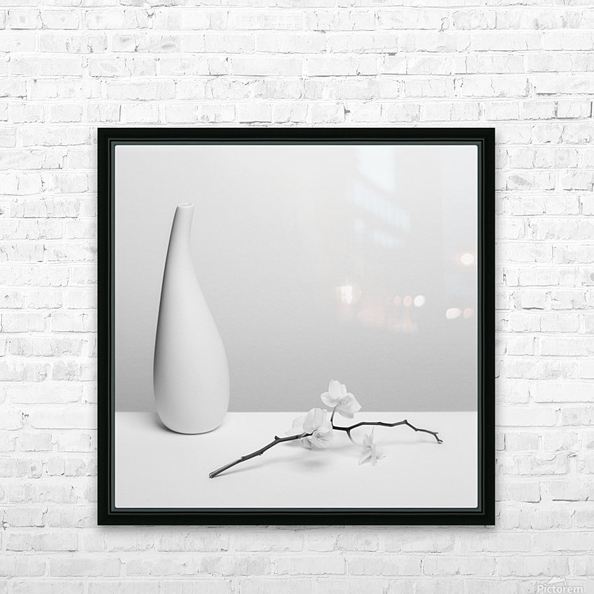 Pure HD Sublimation Metal print with Decorating Float Frame (BOX)