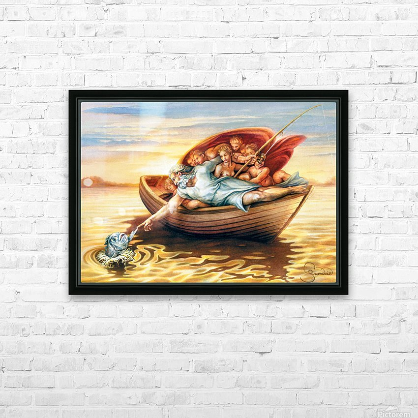 18 Krzysztof Grzondziel HD Sublimation Metal print with Decorating Float Frame (BOX)