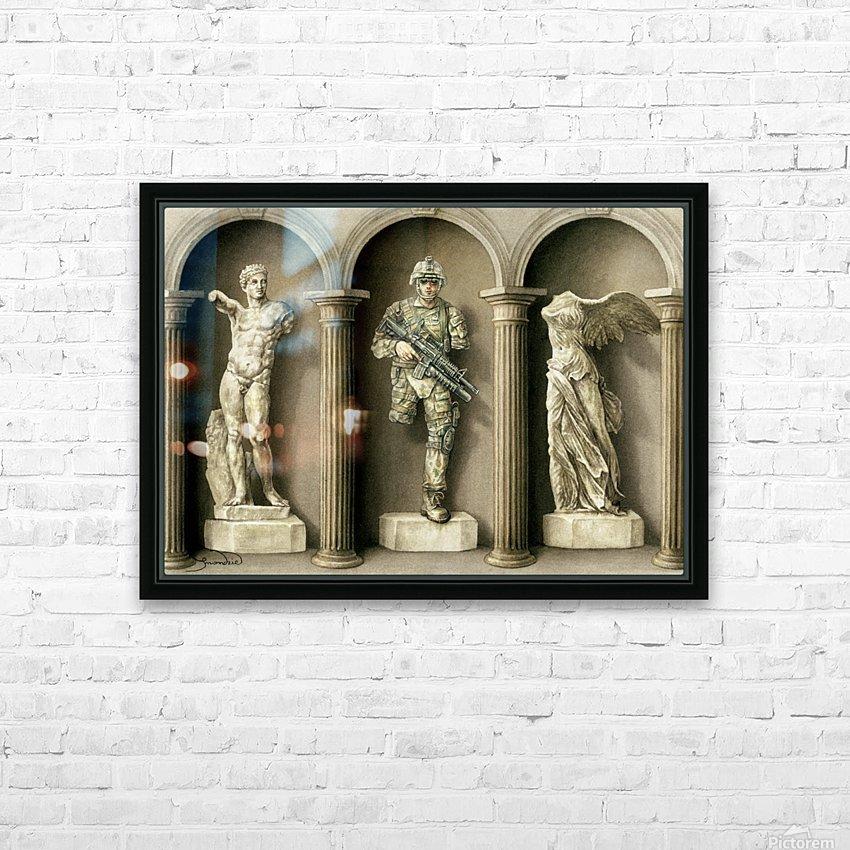 13 Krzysztof Grzondziel HD Sublimation Metal print with Decorating Float Frame (BOX)