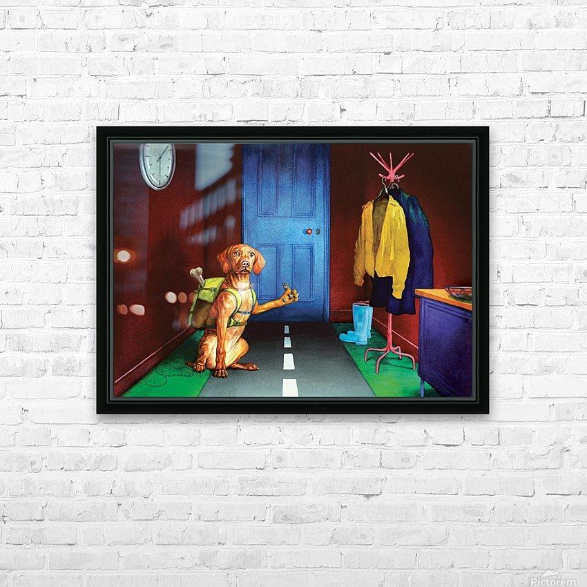 4 Krzysztof Grzondziel HD Sublimation Metal print with Decorating Float Frame (BOX)