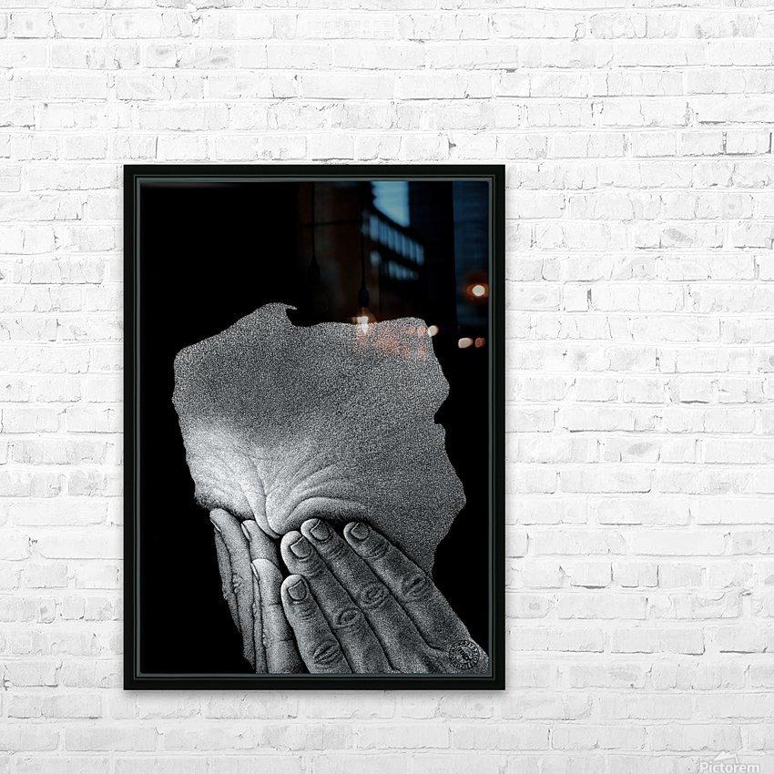19 Krzysztof Grzondziel HD Sublimation Metal print with Decorating Float Frame (BOX)