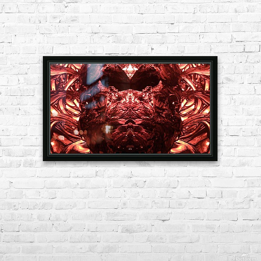 1539666448129 HD Sublimation Metal print with Decorating Float Frame (BOX)