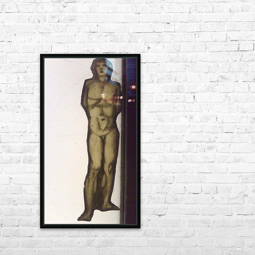 Edward Burne-Jones 12 HD Sublimation Metal print with Decorating Float Frame (BOX)