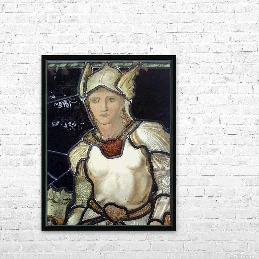 Edward Burne-Jones 3 HD Sublimation Metal print with Decorating Float Frame (BOX)
