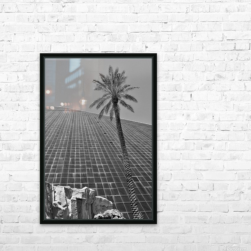 Luxor Las Vegas HD Sublimation Metal print with Decorating Float Frame (BOX)