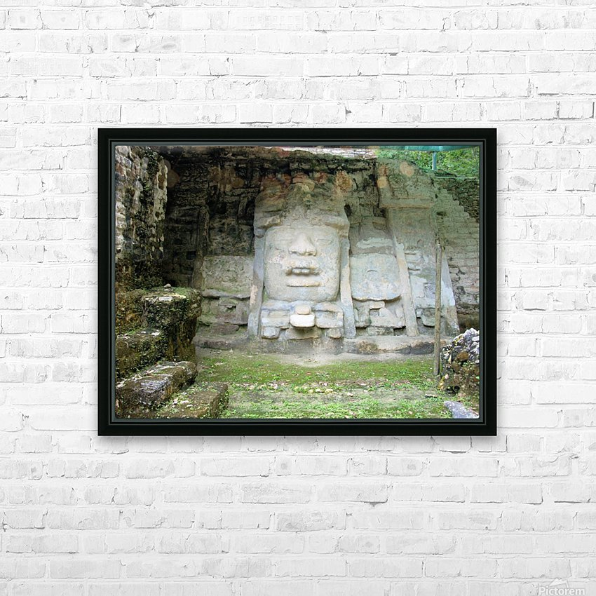 Myan13 HD Sublimation Metal print with Decorating Float Frame (BOX)