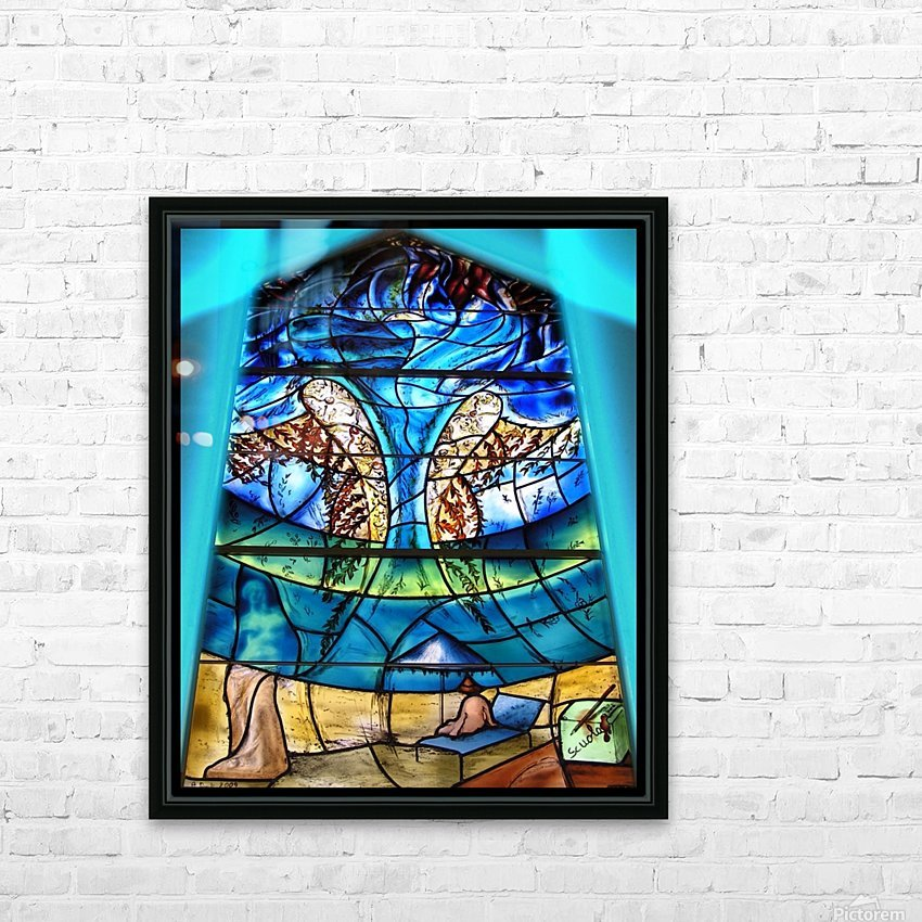 Le Passage HD Sublimation Metal print with Decorating Float Frame (BOX)