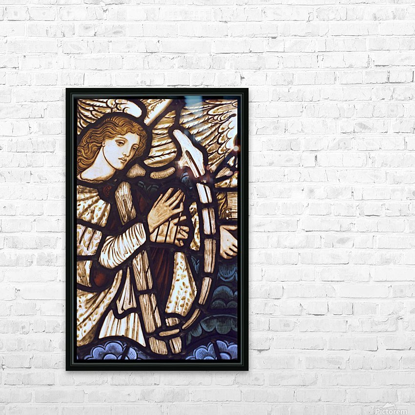 Edward Burne Jones 22 HD Sublimation Metal print with Decorating Float Frame (BOX)