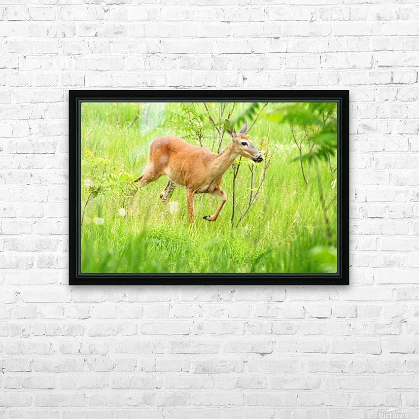 Yum That Was Good HD Sublimation Metal print with Decorating Float Frame (BOX)