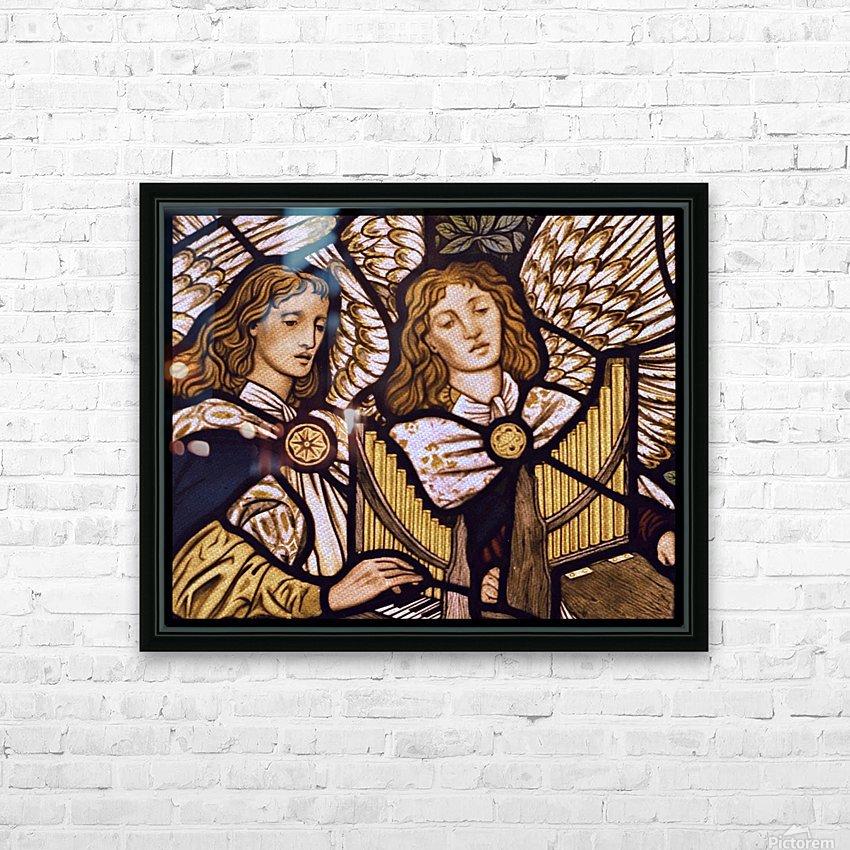 Edward Burne Jones 20 HD Sublimation Metal print with Decorating Float Frame (BOX)