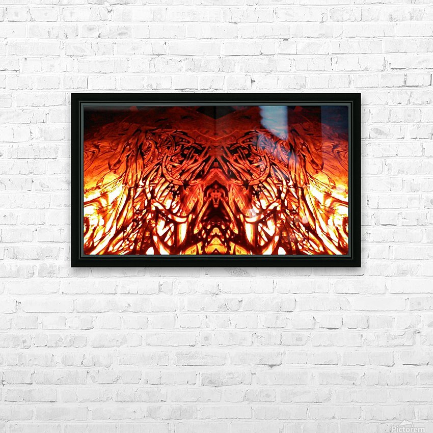 1541652169872 HD Sublimation Metal print with Decorating Float Frame (BOX)