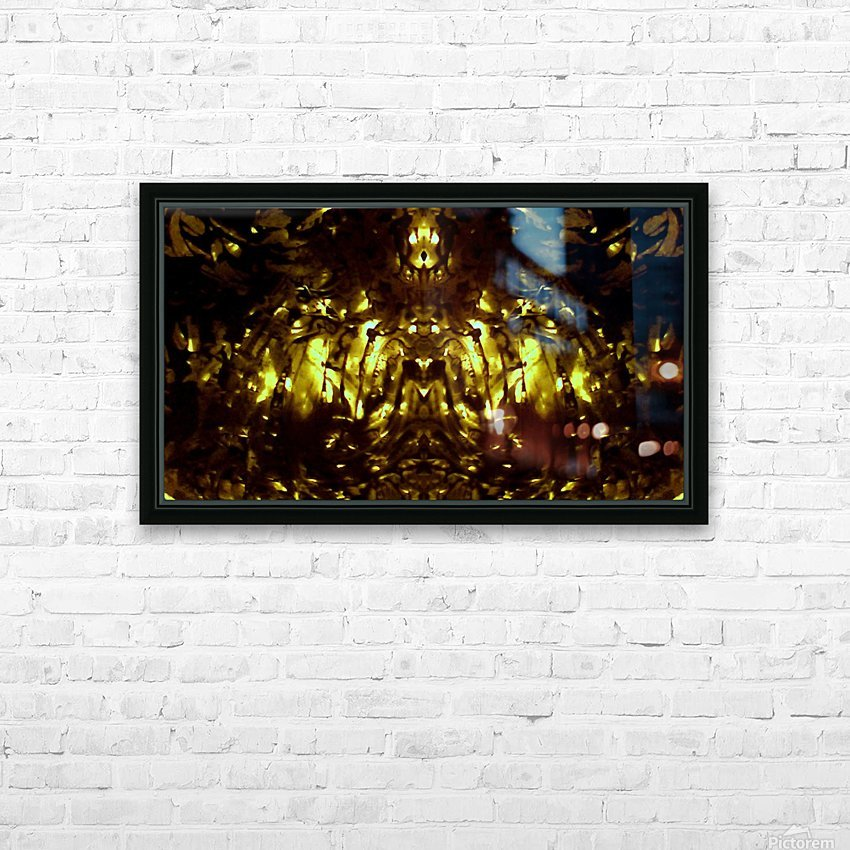 1541927640181 HD Sublimation Metal print with Decorating Float Frame (BOX)
