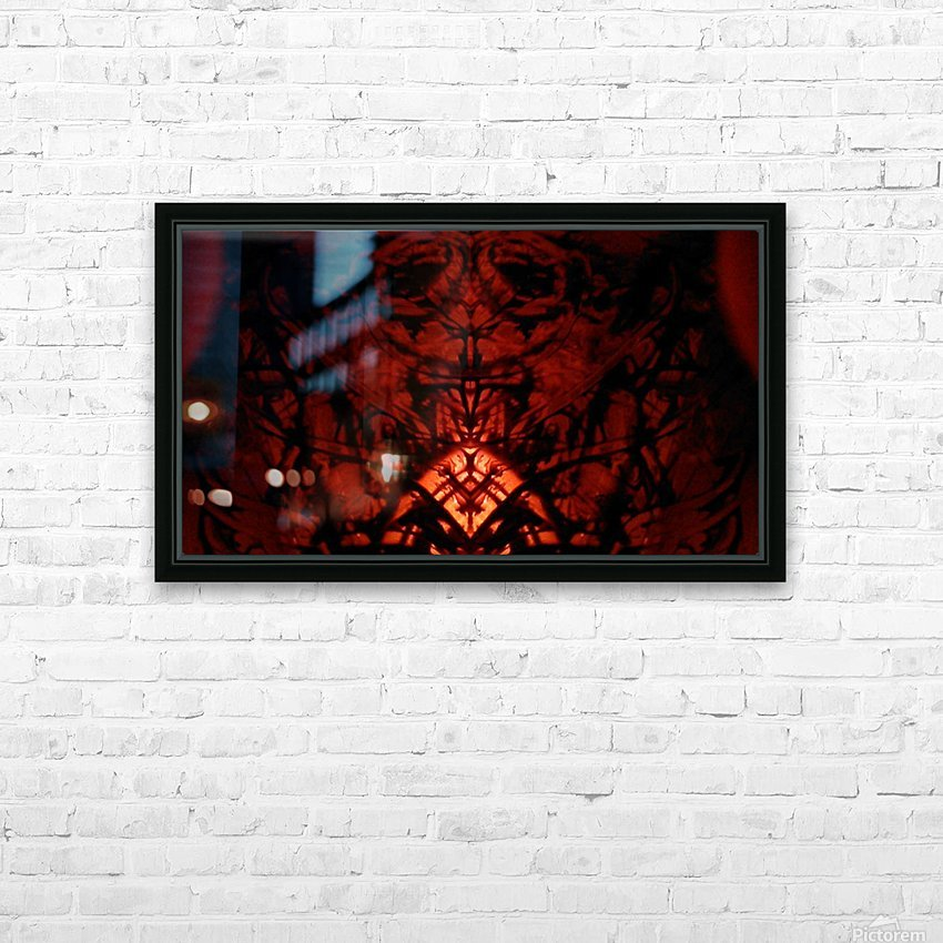 1541652162622 HD Sublimation Metal print with Decorating Float Frame (BOX)