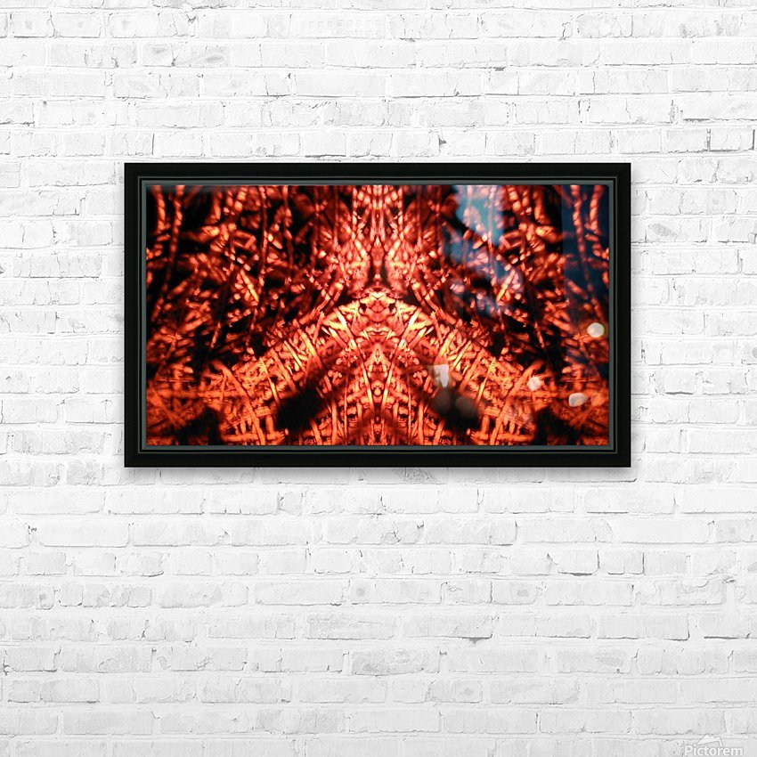1542070191087 HD Sublimation Metal print with Decorating Float Frame (BOX)