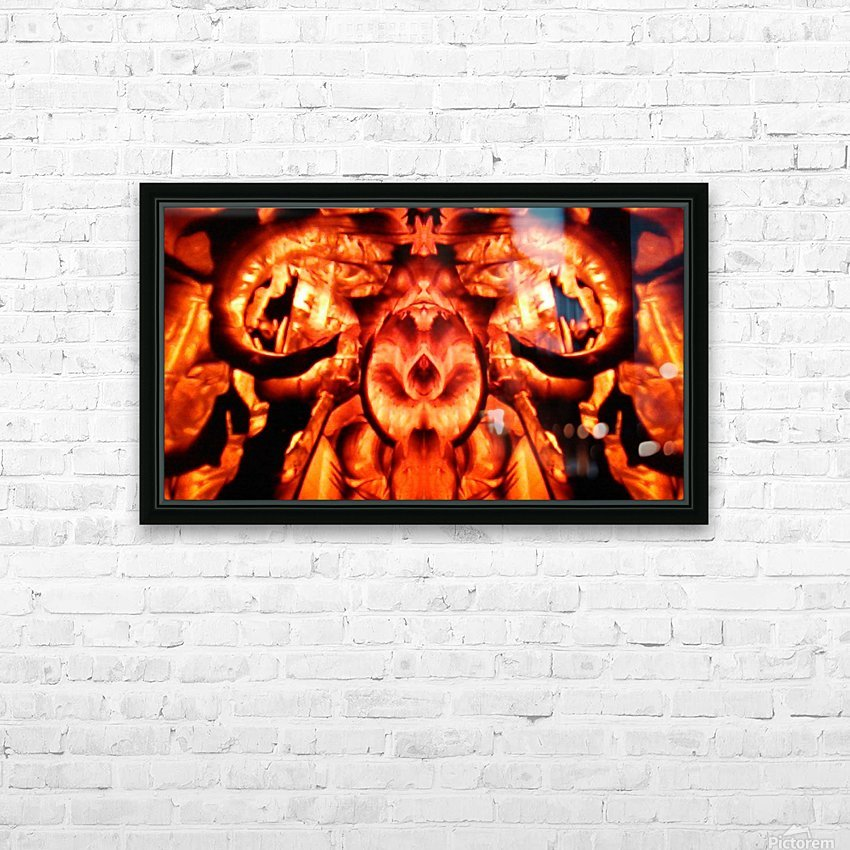 1542082660317 HD Sublimation Metal print with Decorating Float Frame (BOX)