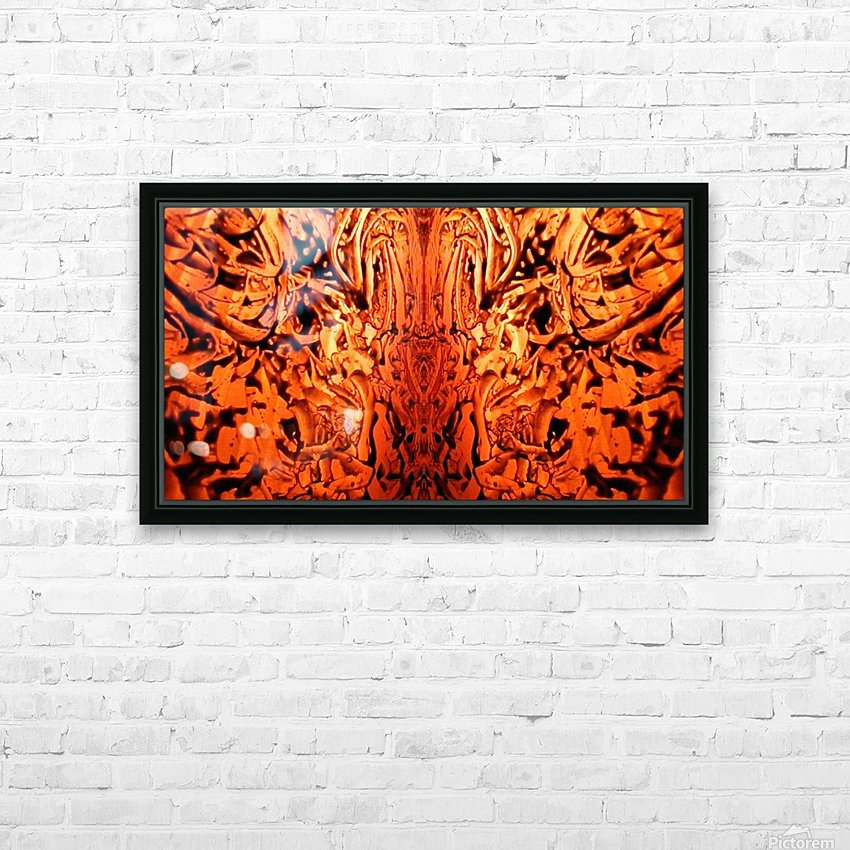 1542082156708 HD Sublimation Metal print with Decorating Float Frame (BOX)