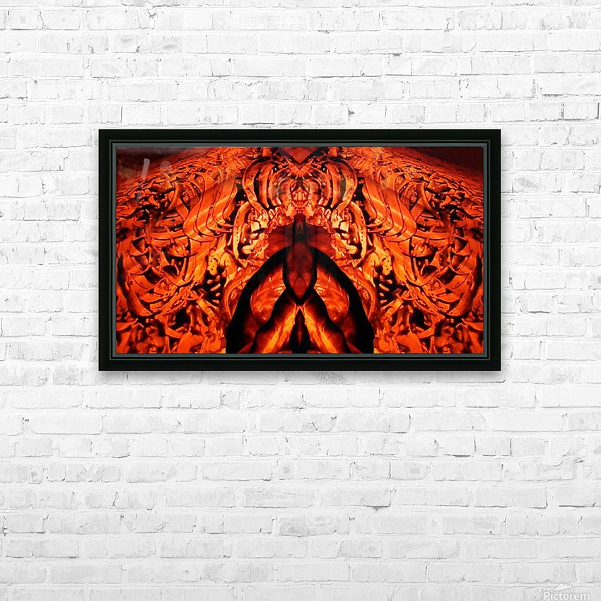 1542082676970 HD Sublimation Metal print with Decorating Float Frame (BOX)