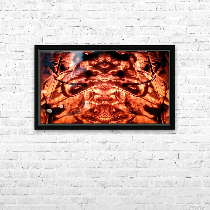 1542153845371 HD Sublimation Metal print with Decorating Float Frame (BOX)