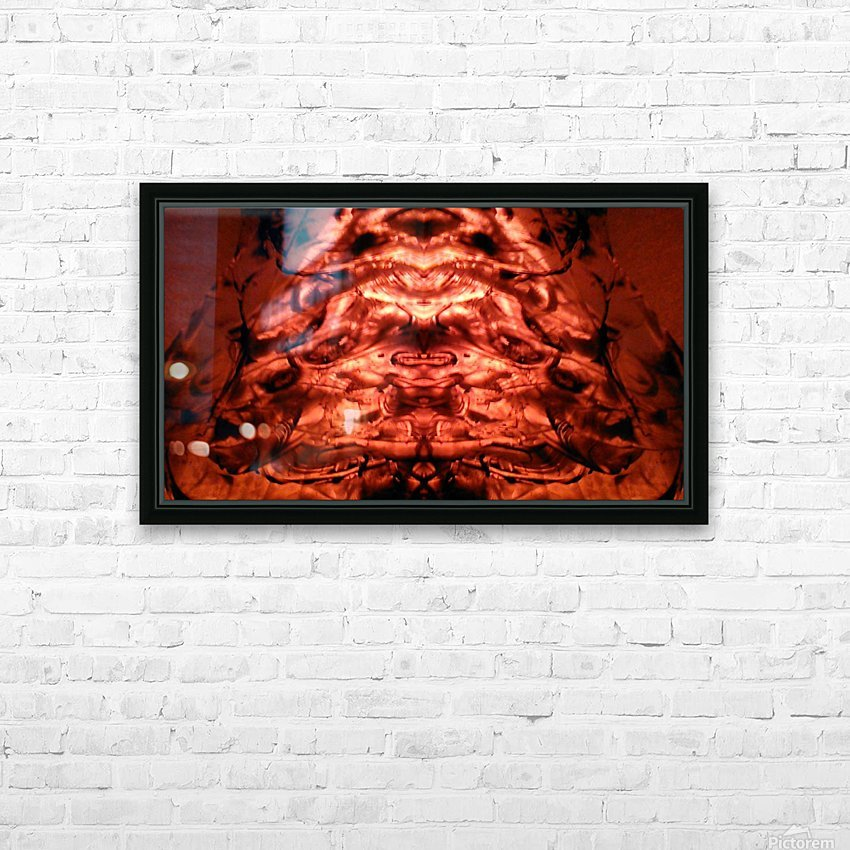 1542153681898 HD Sublimation Metal print with Decorating Float Frame (BOX)