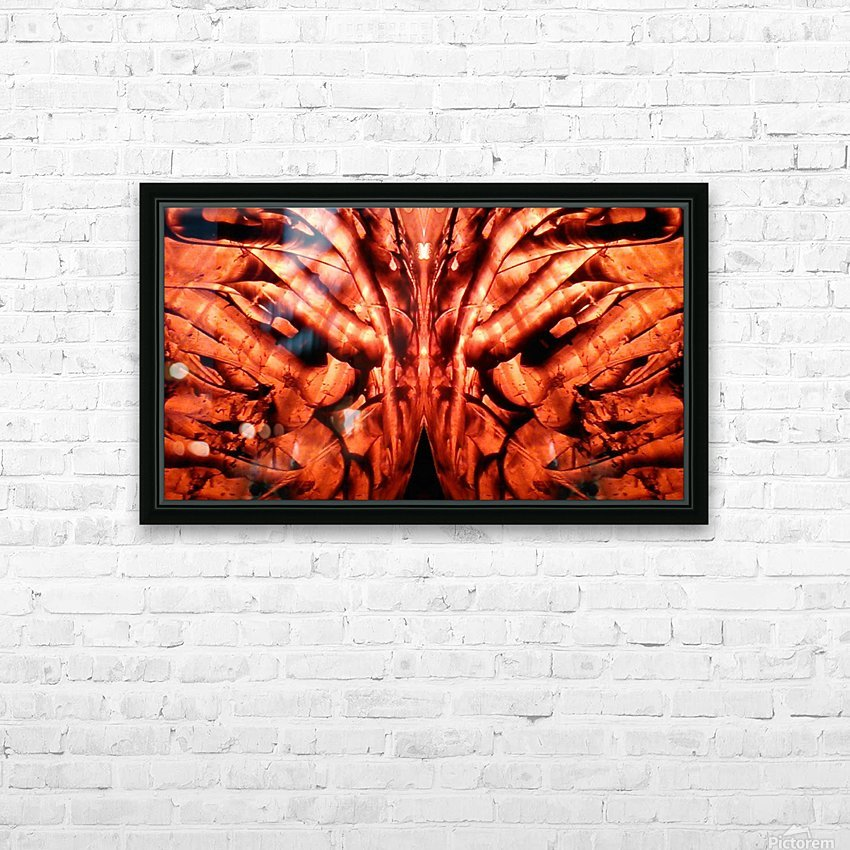 1542153493878 HD Sublimation Metal print with Decorating Float Frame (BOX)