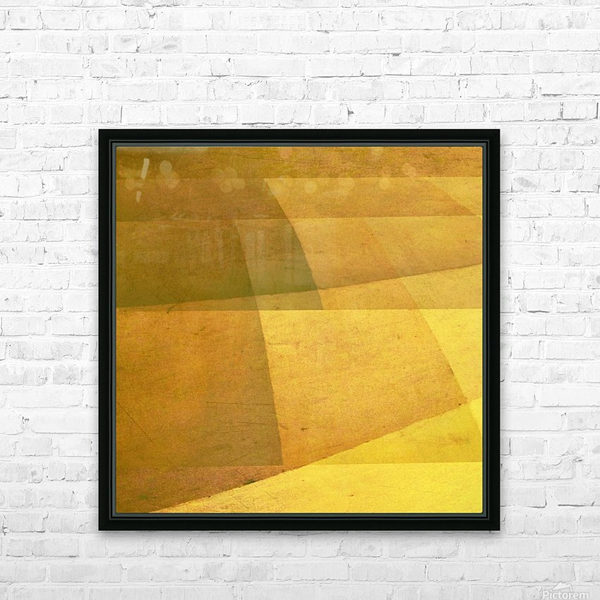 Harvest  HD Sublimation Metal print with Decorating Float Frame (BOX)
