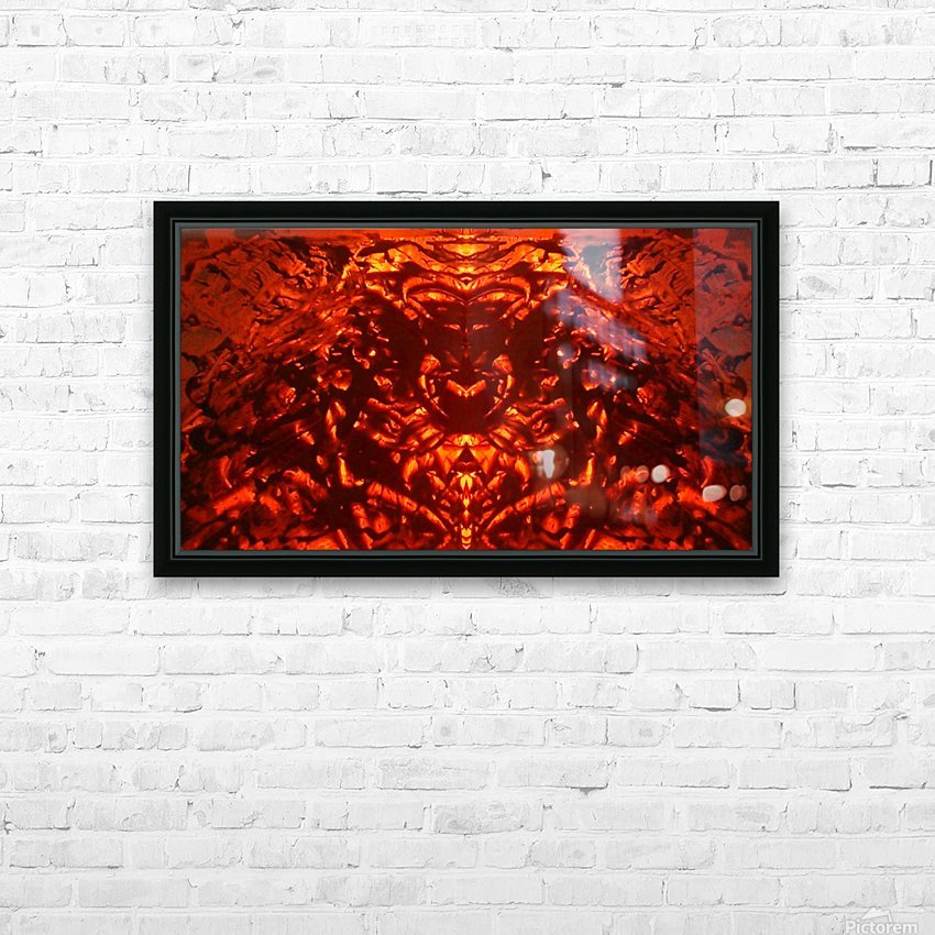 1542381110165 HD Sublimation Metal print with Decorating Float Frame (BOX)