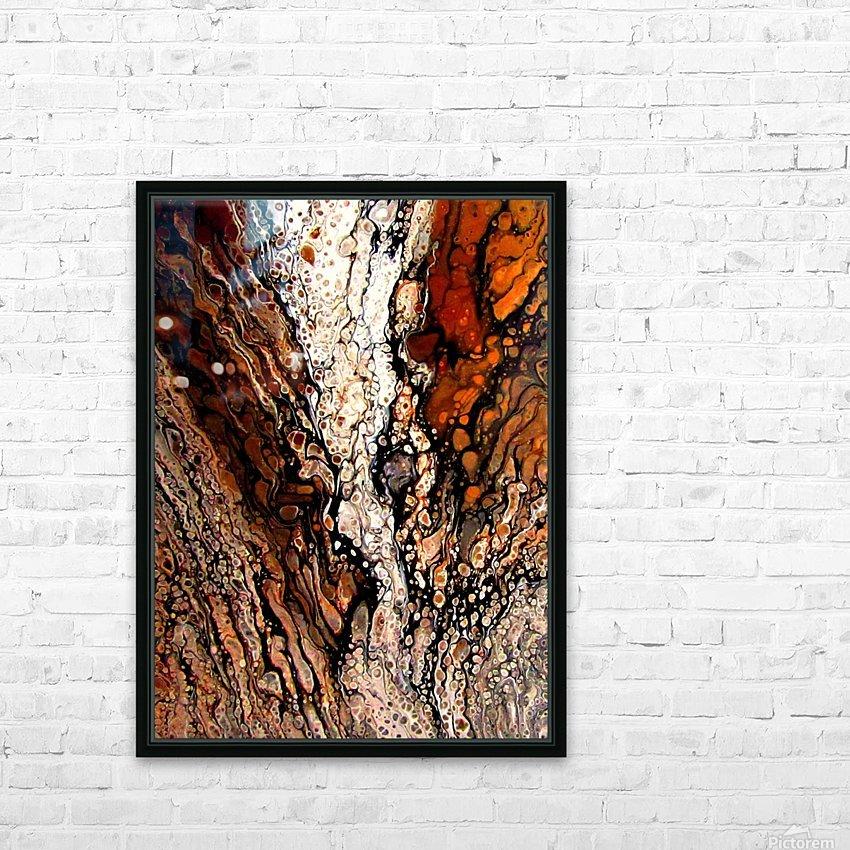 Biggs Jasper HD Sublimation Metal print with Decorating Float Frame (BOX)