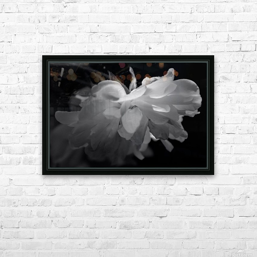 Tender HD Sublimation Metal print with Decorating Float Frame (BOX)