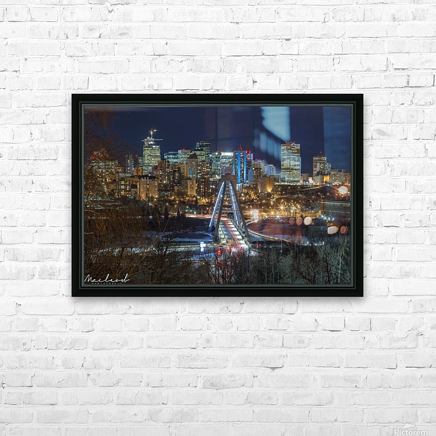 Walterdale_Jan2018_IMG_6713 HD Sublimation Metal print with Decorating Float Frame (BOX)