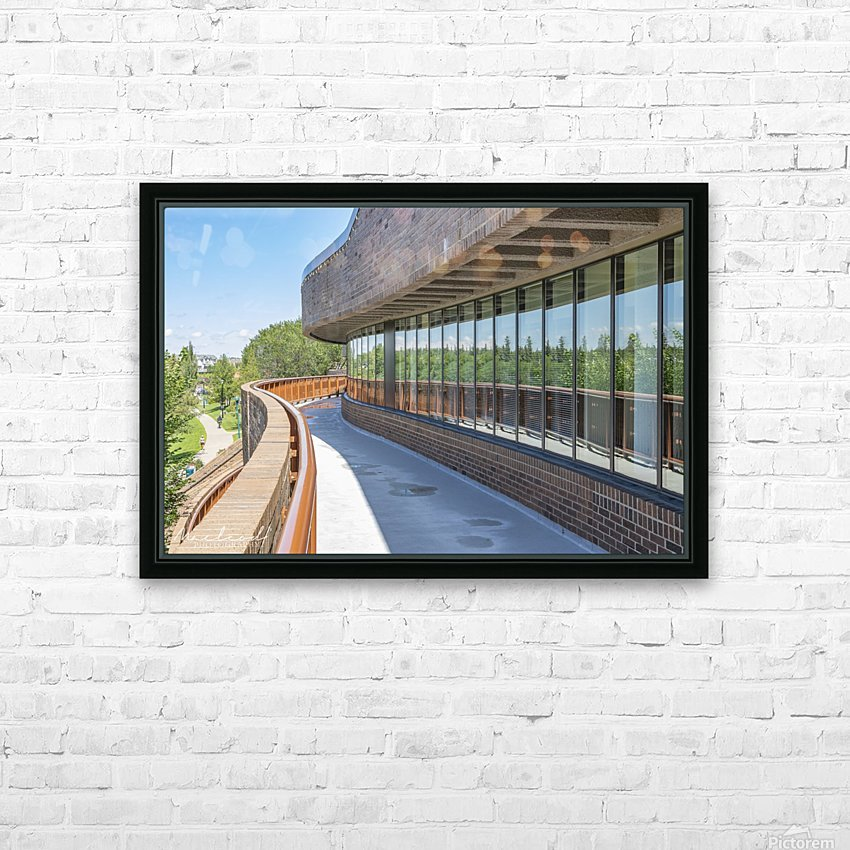 CityHallIMG_2395_1544211463.55 HD Sublimation Metal print with Decorating Float Frame (BOX)