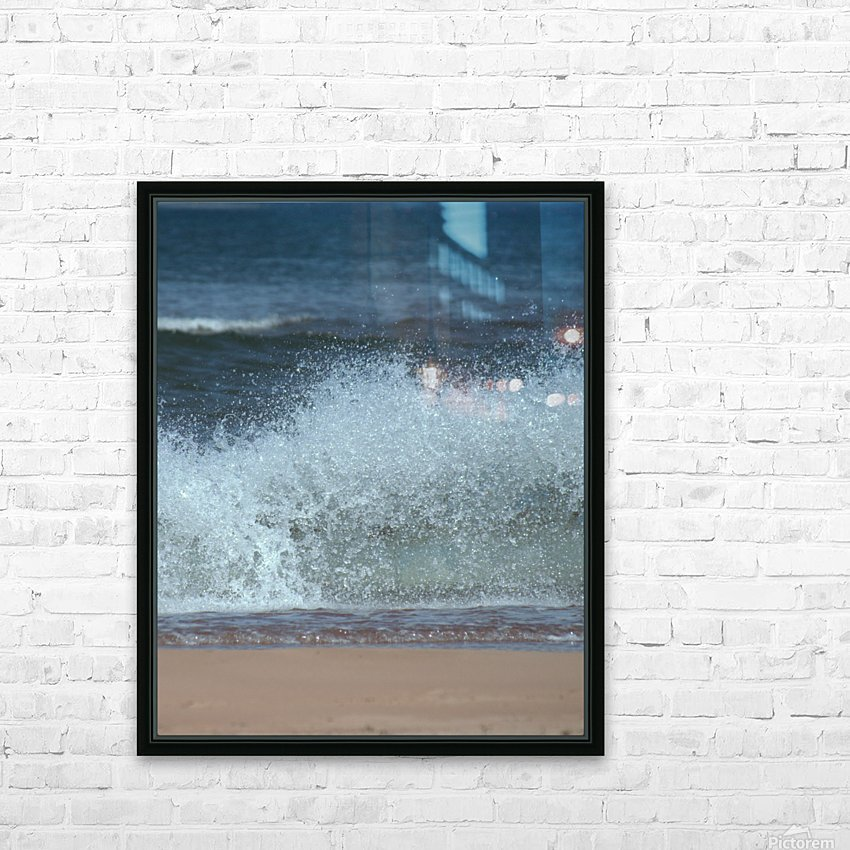 Prince Edward Island beach HD Sublimation Metal print with Decorating Float Frame (BOX)