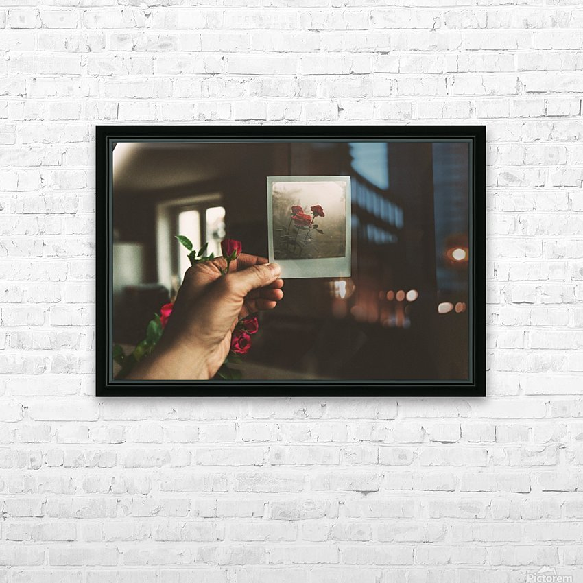 Surrealism HD Sublimation Metal print with Decorating Float Frame (BOX)