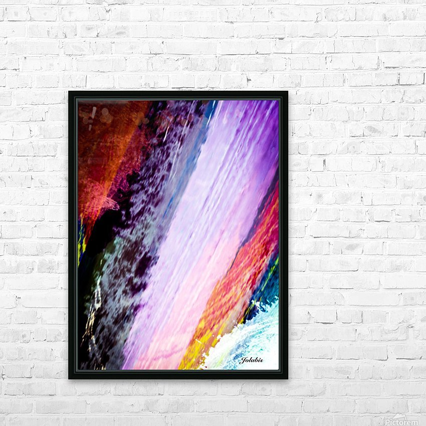 772D8580 5464 4802 9E88 66016F6789F6 HD Sublimation Metal print with Decorating Float Frame (BOX)