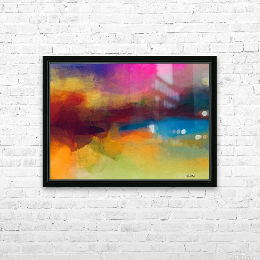 F095E40B 2483 4F5D 8435 71D022671F75 HD Sublimation Metal print with Decorating Float Frame (BOX)