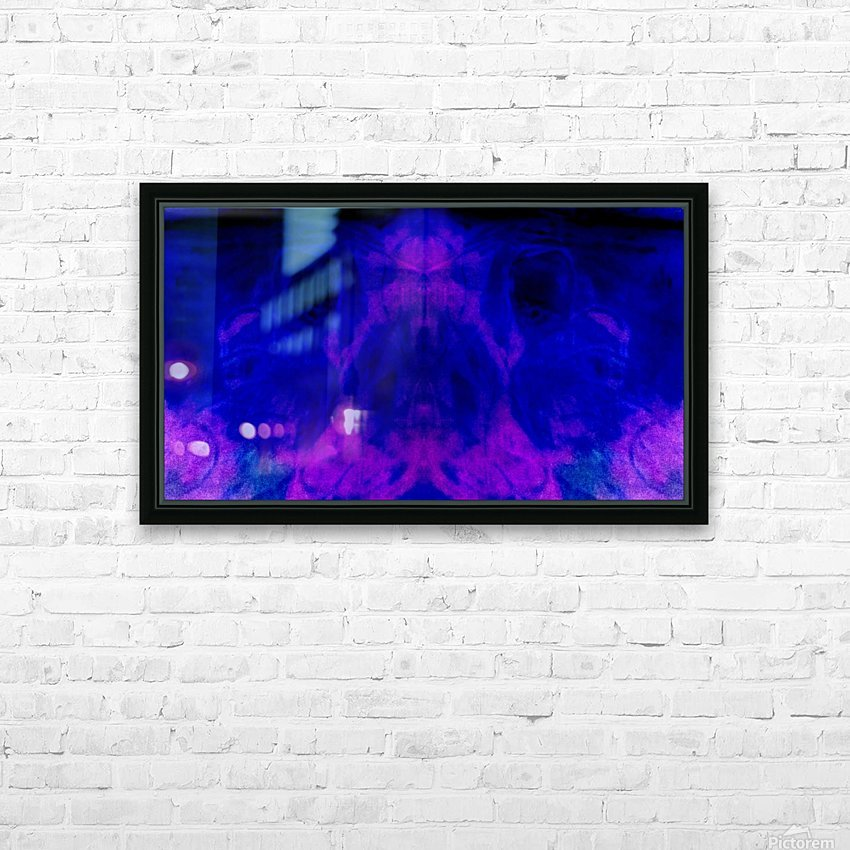 1547145380532 HD Sublimation Metal print with Decorating Float Frame (BOX)