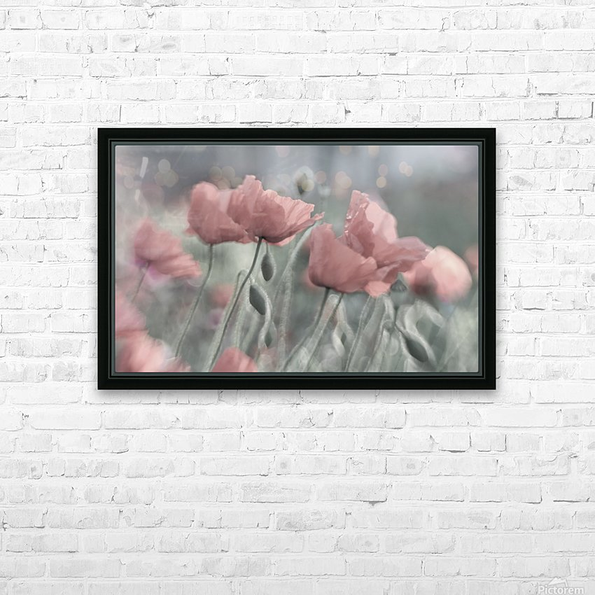 Softly HD Sublimation Metal print with Decorating Float Frame (BOX)