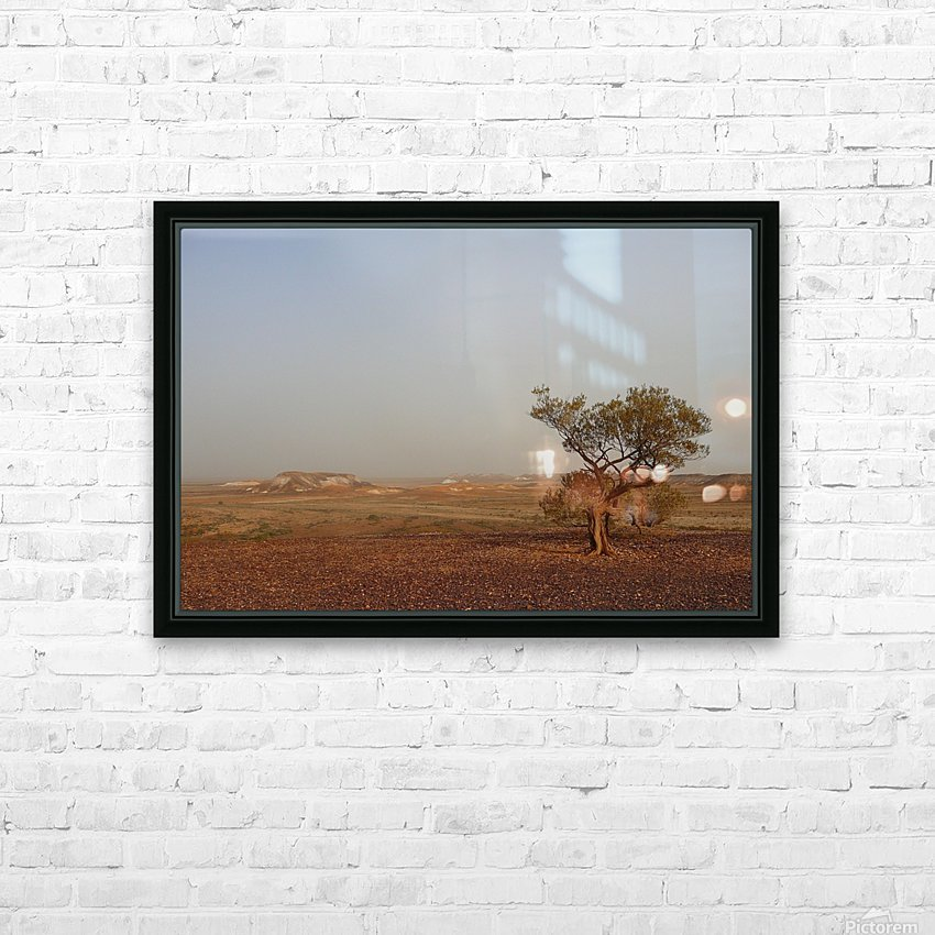 The breakaways South Australia HD Sublimation Metal print with Decorating Float Frame (BOX)