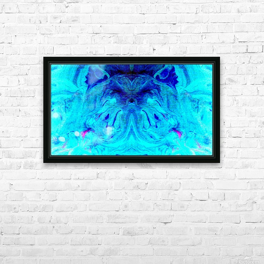1550076120918 HD Sublimation Metal print with Decorating Float Frame (BOX)