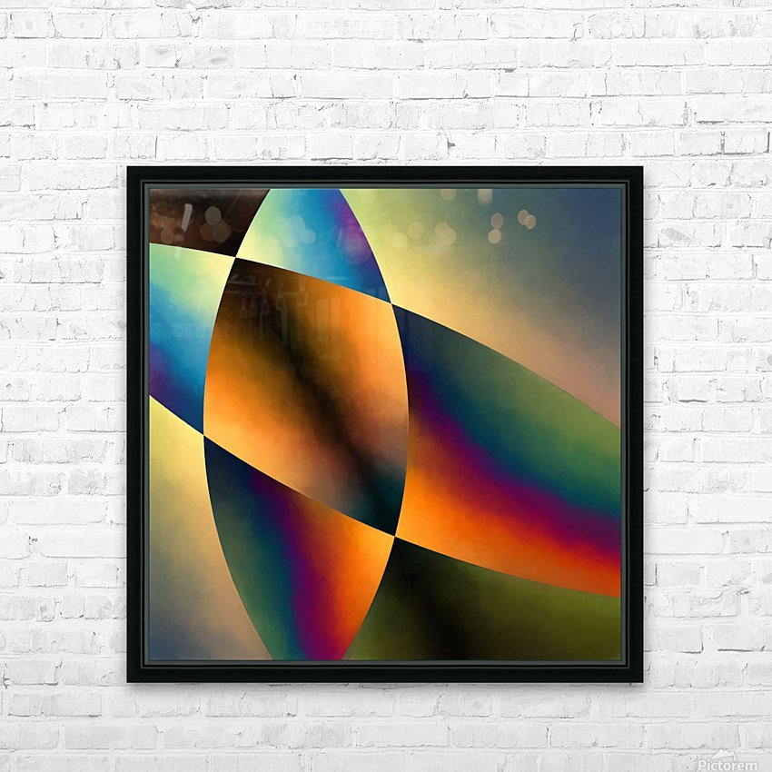 Venus HD Sublimation Metal print with Decorating Float Frame (BOX)