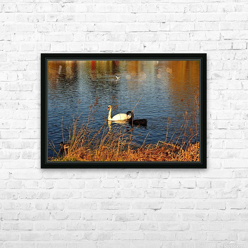 JPT_8829 2 HD Sublimation Metal print with Decorating Float Frame (BOX)
