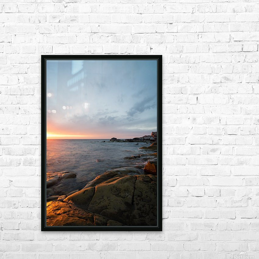 Felicity HD Sublimation Metal print with Decorating Float Frame (BOX)