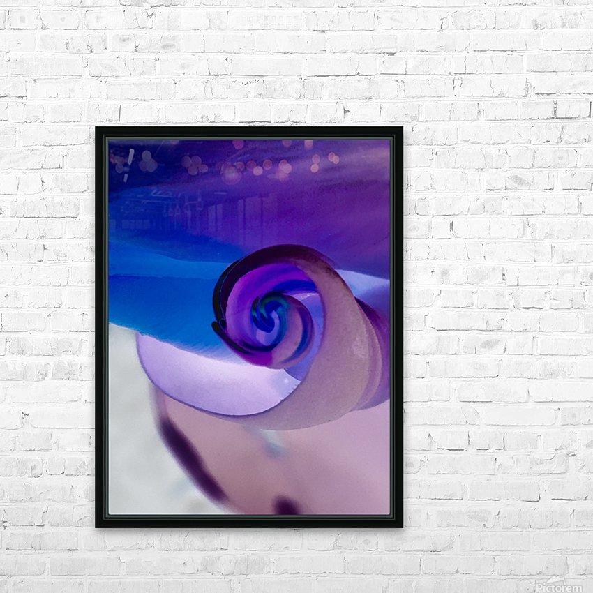 Safe  HD sublimation métal imprimé avec décoration flotteur cadre (boîte)