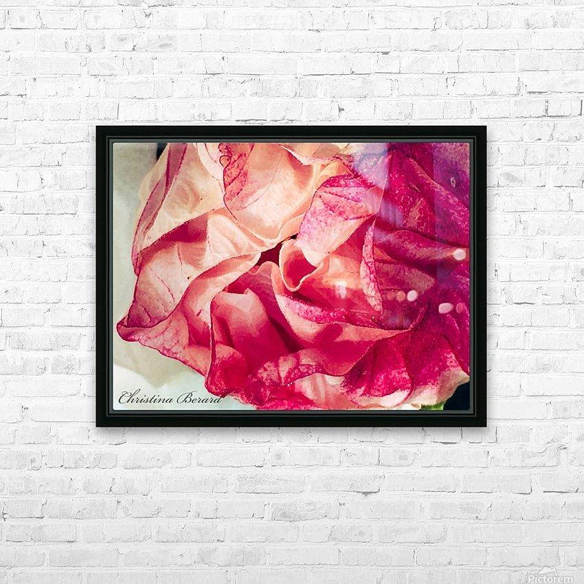 Self Love HD sublimation métal imprimé avec décoration flotteur cadre (boîte)