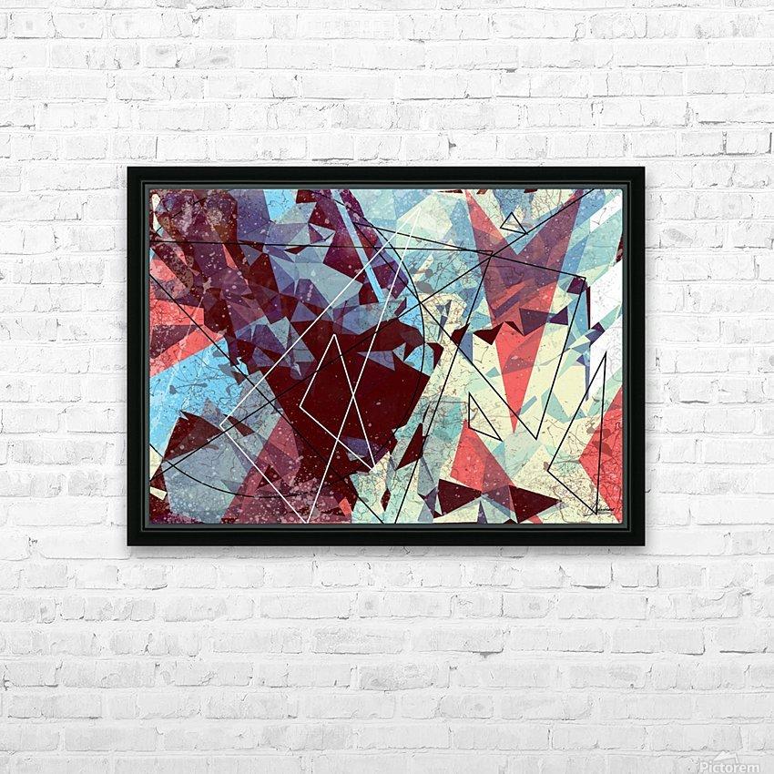 SAK29 HD Sublimation Metal print with Decorating Float Frame (BOX)