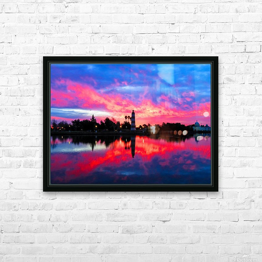 20190212 IMG_3240 HD Sublimation Metal print with Decorating Float Frame (BOX)